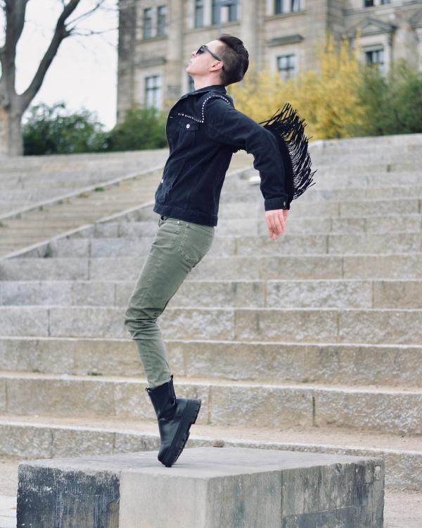 Pierre fliegt zur nächsten Stufe: Erwachsensein