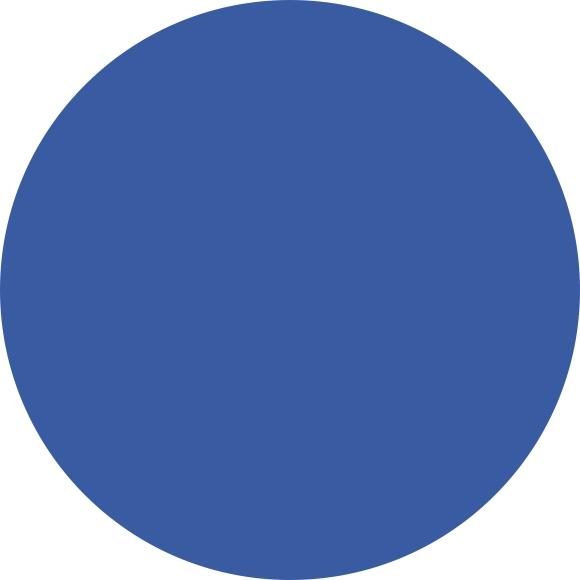Dunkles Meeresblau - Trendfarbe 2022
